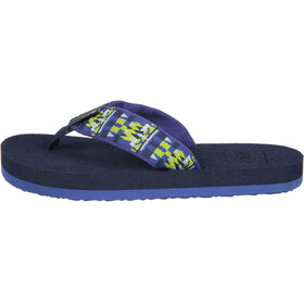 Teva Mush Flips Girls blue